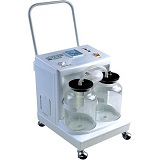 Double Jar Suction Machine