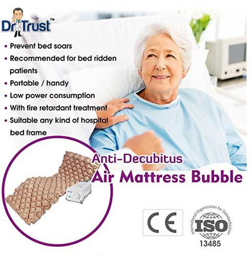 Air Mattress Anti Decubitus Air Pump and Bubble Mattress