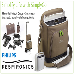 Philips Respironics Simply Go International POC