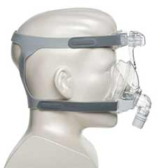 Philips Respironics Amara Full Face Mask For BIPAP And CPAP