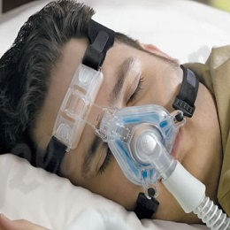 Philips Nasal Comfort C-PAP Gel Mask