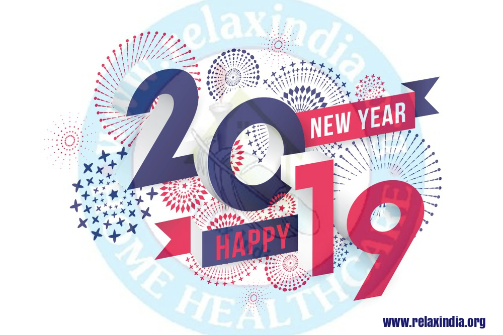 Happy New Year - 2019 !! Stay Healthy - Stay Blesses.